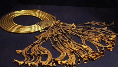 Photo of Top 7 Stylish Pharaonic Jewelry Pieces
