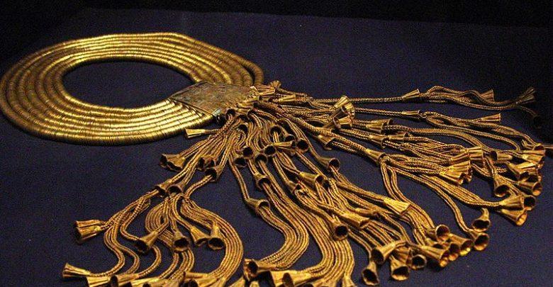 egyptian pharoanic jewellery