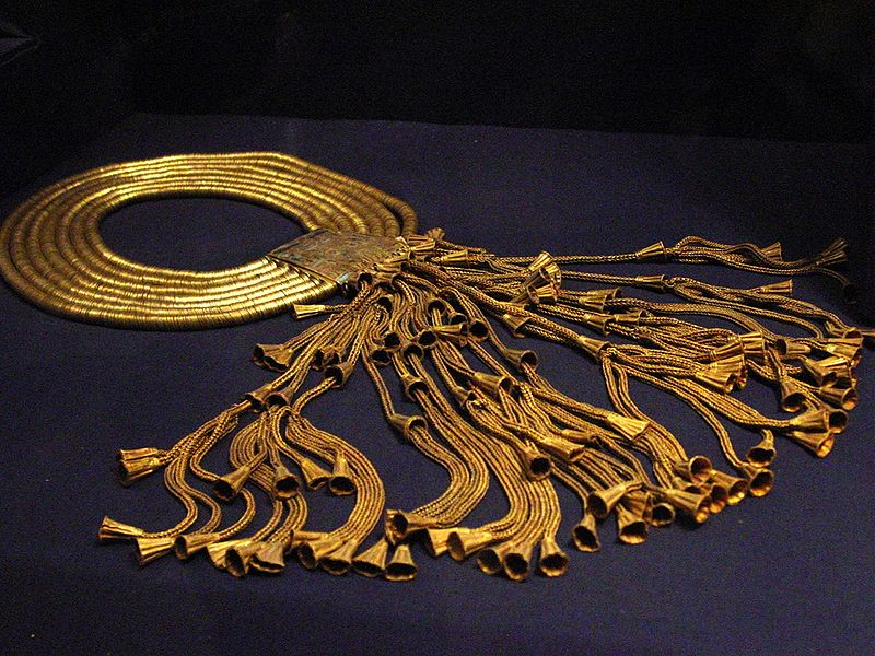 76248love Top 7 Stylish Pharaonic Jewelry Pieces