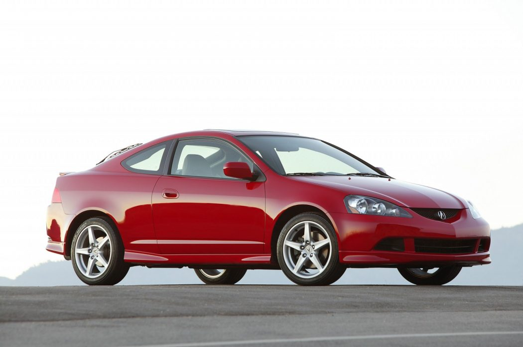 Acura-RSX. Top 30 Eco Friendly Cars