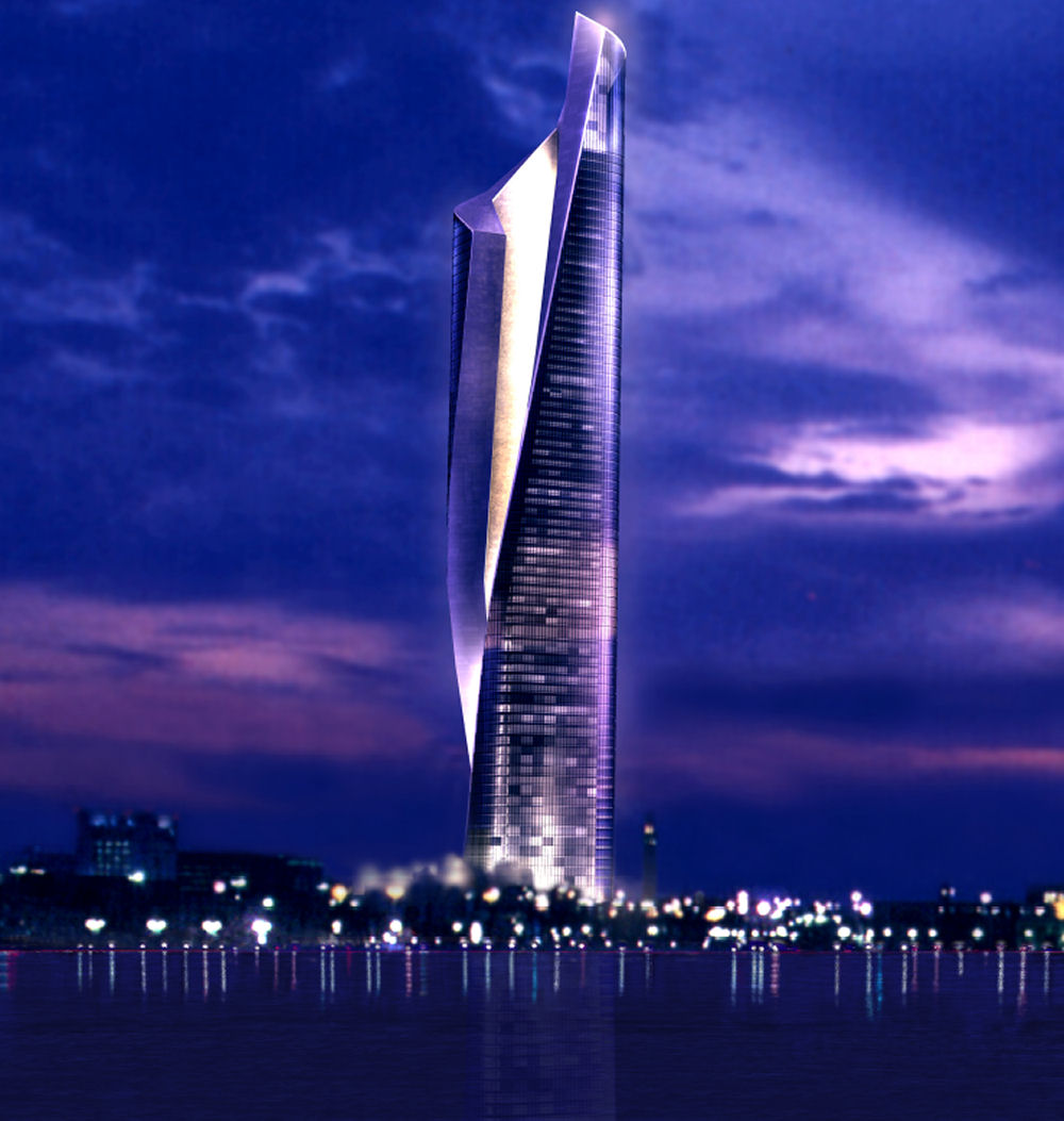 Al-Hamra What Are The Best 15 Skyscrapers in the World?