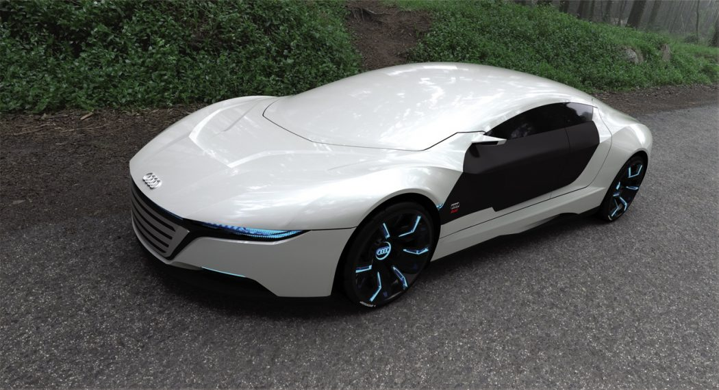 Audi-A9_1 The Most Stylish 25 Futuristic Cars