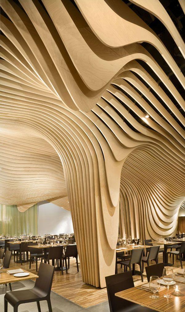 BANQ_restaurant2 15 Innovative Interior Designs for Restaurants