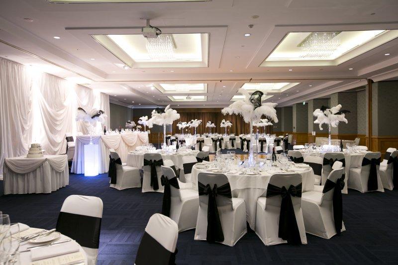 Ballroom-Wedding Enjoy A Luxurious Life in Duxton Hotel Perth