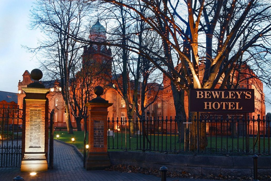 Ballsbridge-Exterior-Dusk Bewleys As A Unique Hotel in Dublin