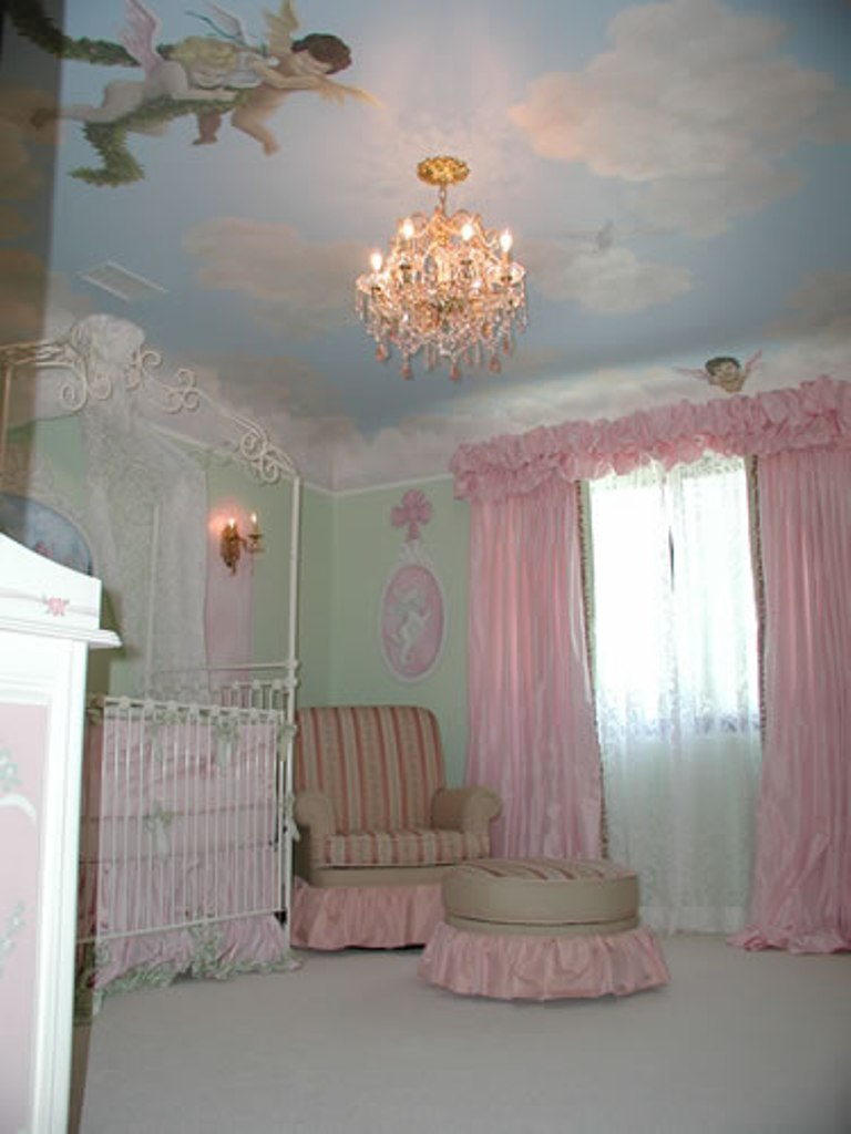 Bedroom-Decorating-Ideas-Girls-Bedrooms-Teen-Rooms-Design-Ideas-For 45 Stunning 3D Paintings for Decoration