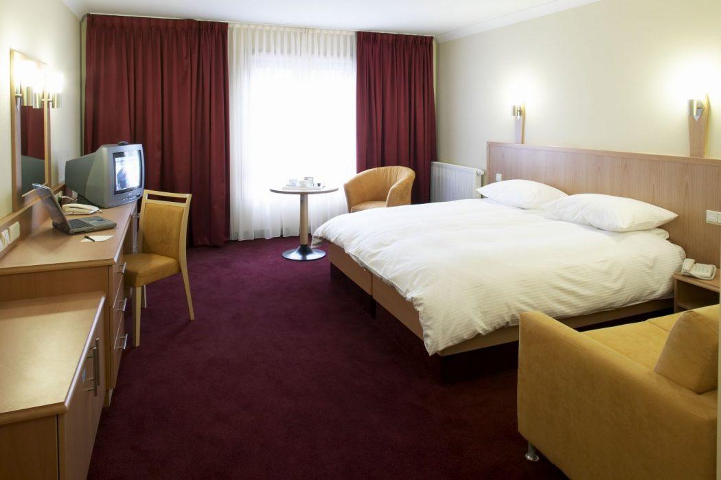 Bewleys-Bedroom Bewleys As A Unique Hotel in Dublin