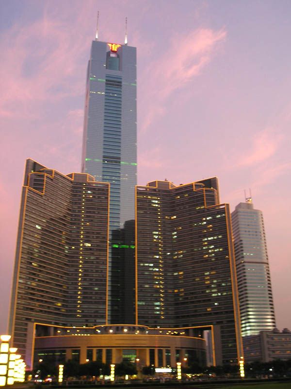 CITIC_Plaza What Are The Best 15 Skyscrapers in the World?