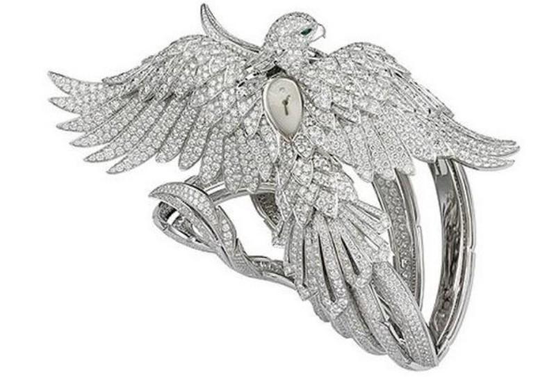 Cartier-Secret-Watch 11 Most Expensive Diamond Watches