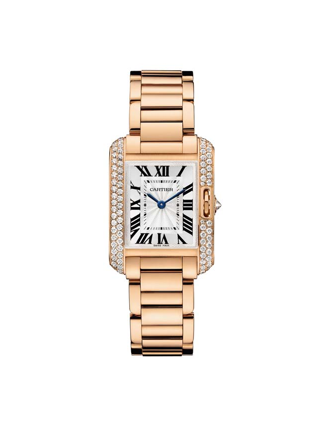 Cartier The World's 15 Thinnest Watches