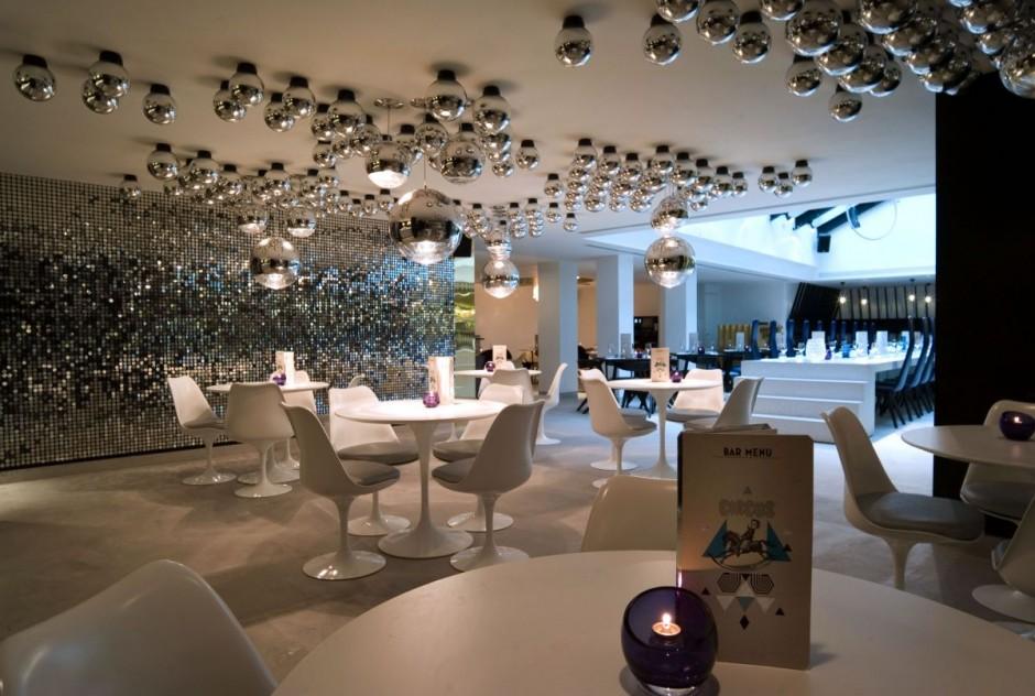 Circus-Bar-Restaurant-Interior-By-Tom-Dixon-04 15 Innovative Interior Designs for Restaurants