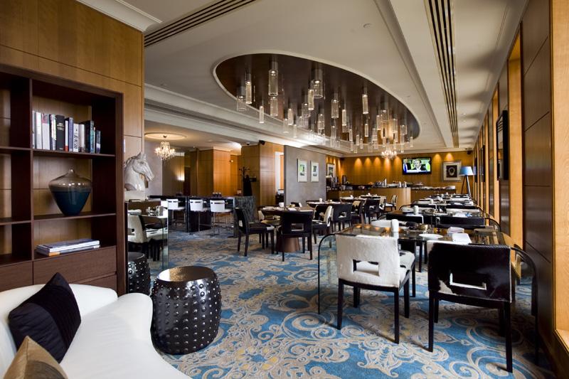 Club-Lounge. Enjoy A Luxurious Life in Duxton Hotel Perth