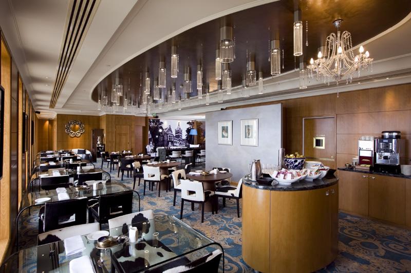 Club-Lounge Enjoy A Luxurious Life in Duxton Hotel Perth