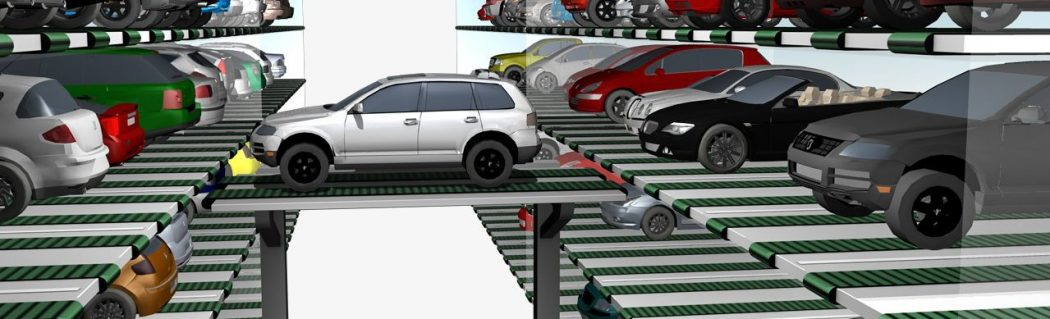 Col1Start Fully Automated Car Parking Systems