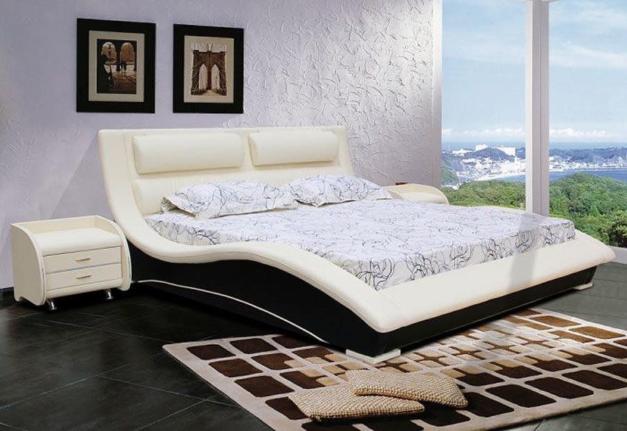 Contemporary-Bed-Design-for-Bedroom-Furniture How to Choose Contemporary Bedroom Furniture