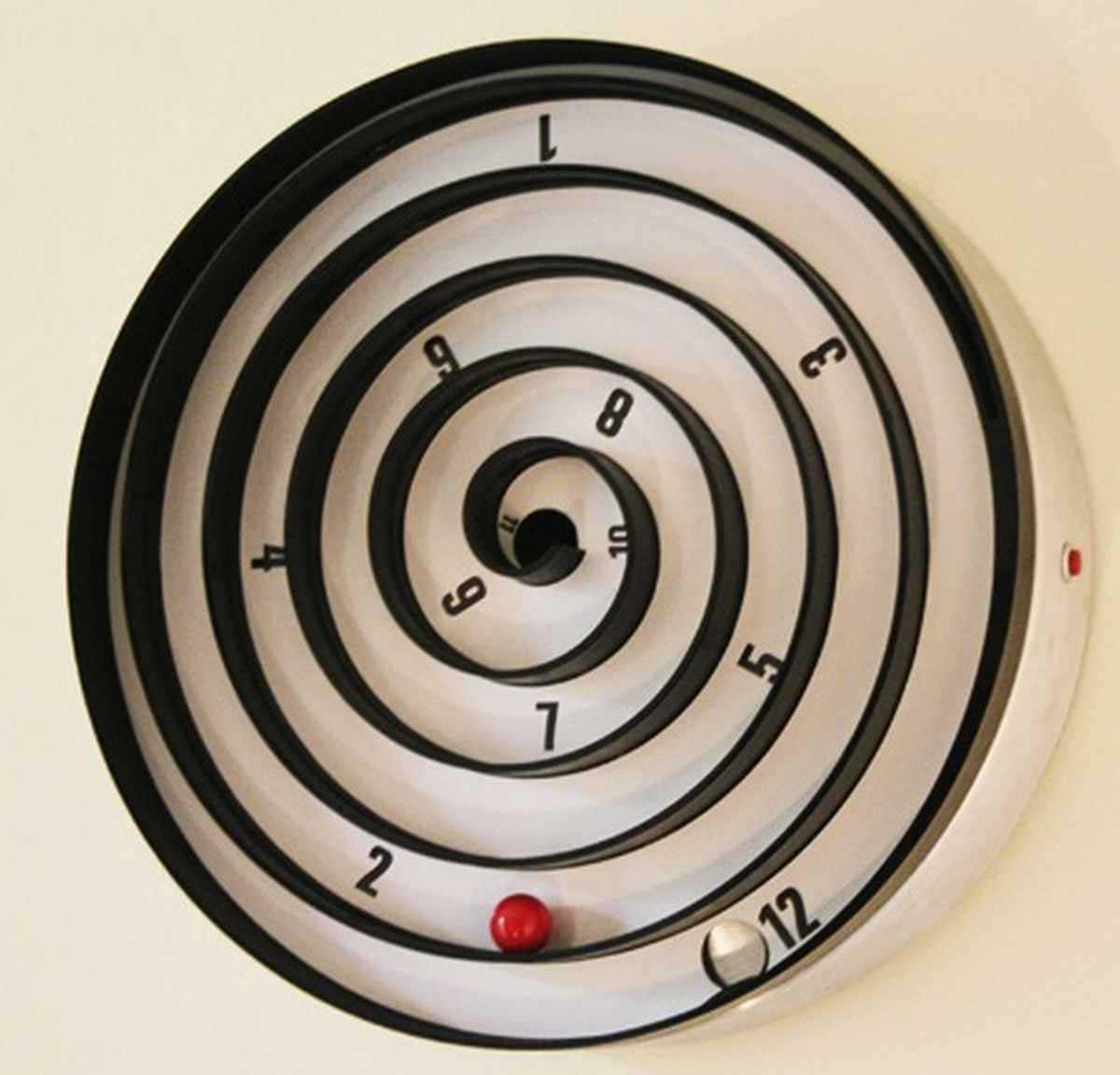 Cool-Wall-Clocks Best 25 Creative Clock Ideas