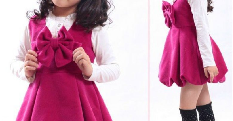 Photo of Stylish Collection Of Winter Dresses For Baby Girls