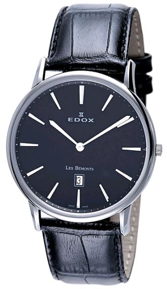 Edox The World's 15 Thinnest Watches