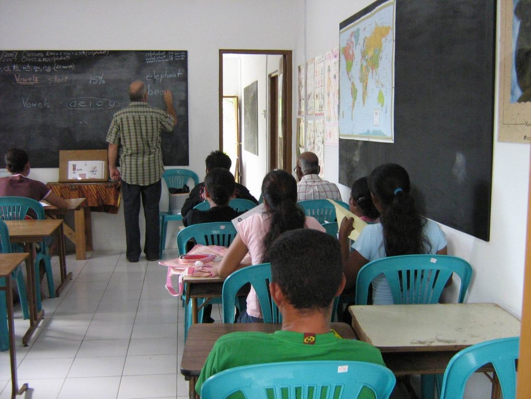 English-class-31 Latest Education Trends - What to Expect in Future