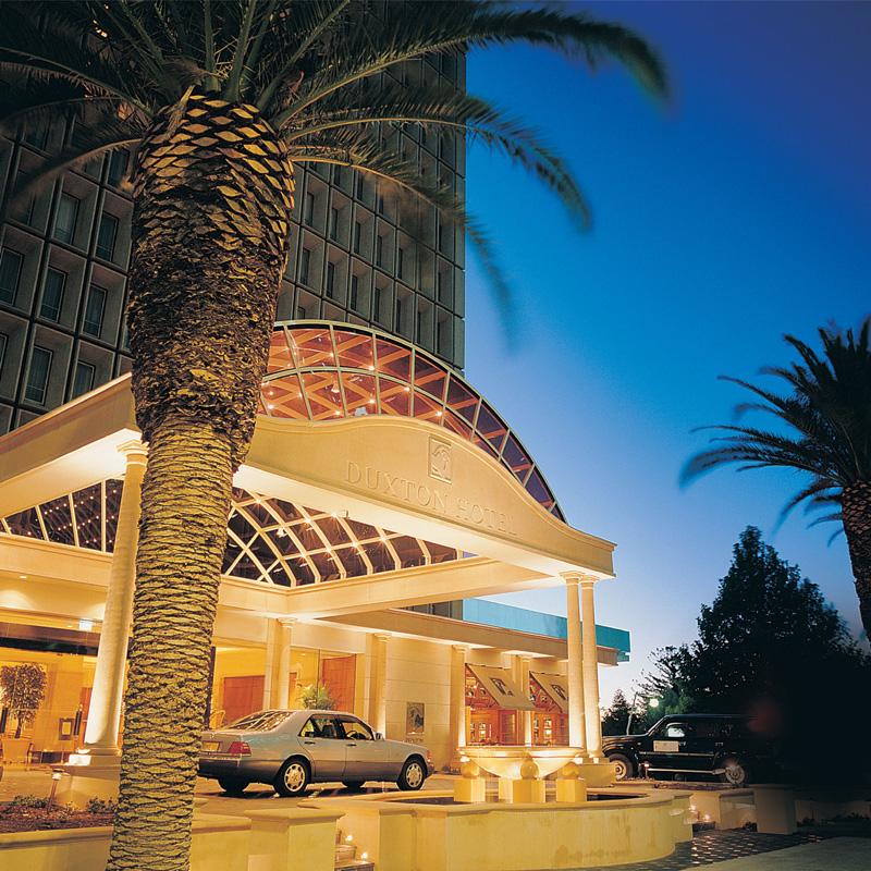 Entrance-Duxton-Hotel-Perth Enjoy A Luxurious Life in Duxton Hotel Perth