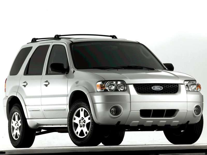 Ford-Escape-Hybrid. Top 30 Eco Friendly Cars
