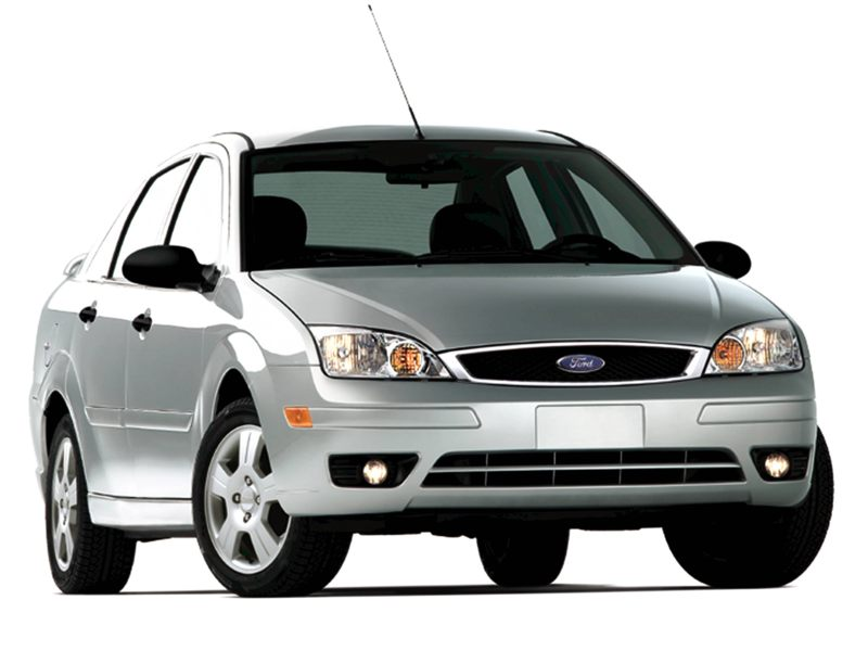 Ford-Focus. Top 30 Eco Friendly Cars