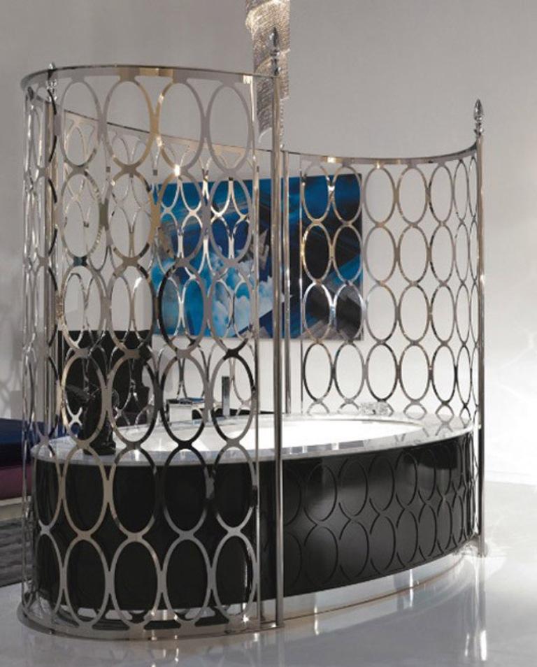 Futuristic-Bathtub-Glamorous-bath-Futuristic-Bathtub 45 Marvelous Images for Futuristic Furniture