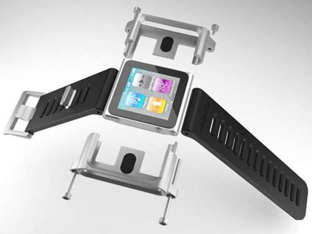 Futuristic-MP3-Watches Top 30 Multifunctional Watches & Their uses