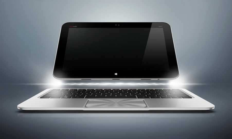 HP-Envy-x2-Windows-8-tablet 5 Most Selected Hybrid Laptops