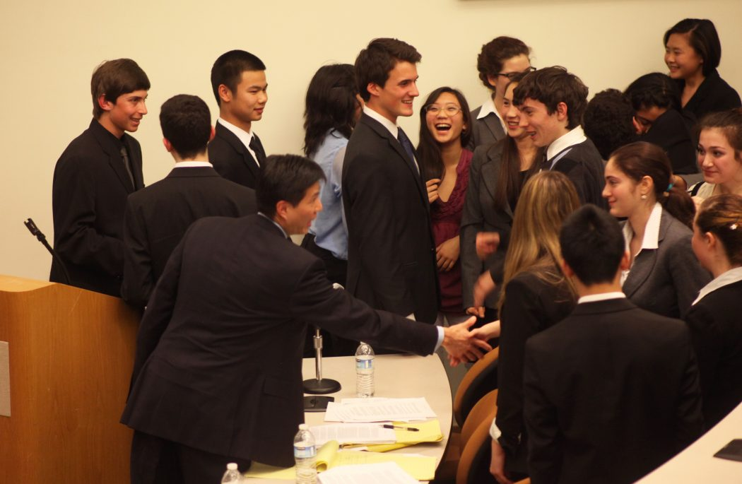 Havel-Weidner-and-others-at-SF-Mock-Trial-2012-finals Who Are You? 50 Personality Predicting Indicators to help you