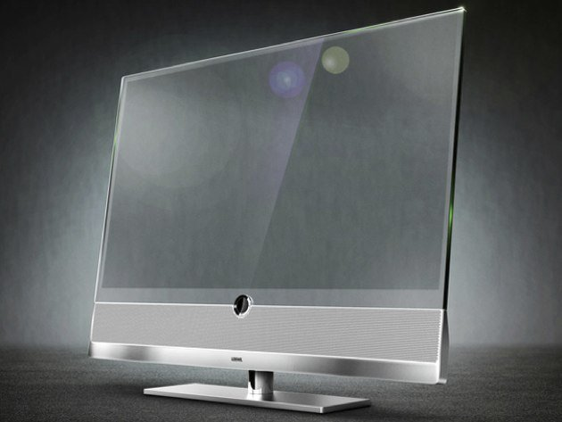 Hisense. Do You Believe You Can See Through This Transparent TV Screen?