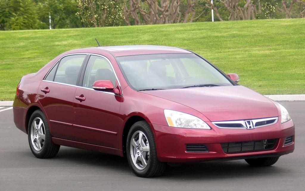 Honda-Accord-Hybrid Top 30 Eco Friendly Cars