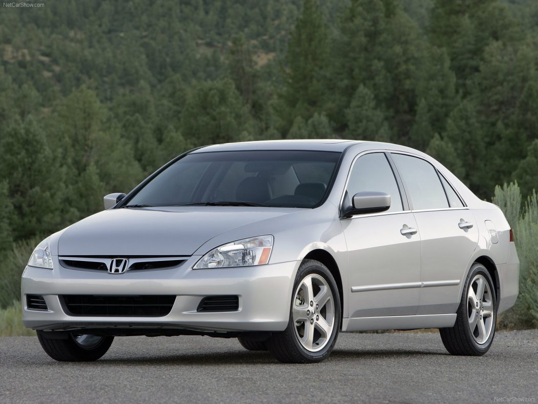 Honda-Accord. Top 30 Eco Friendly Cars