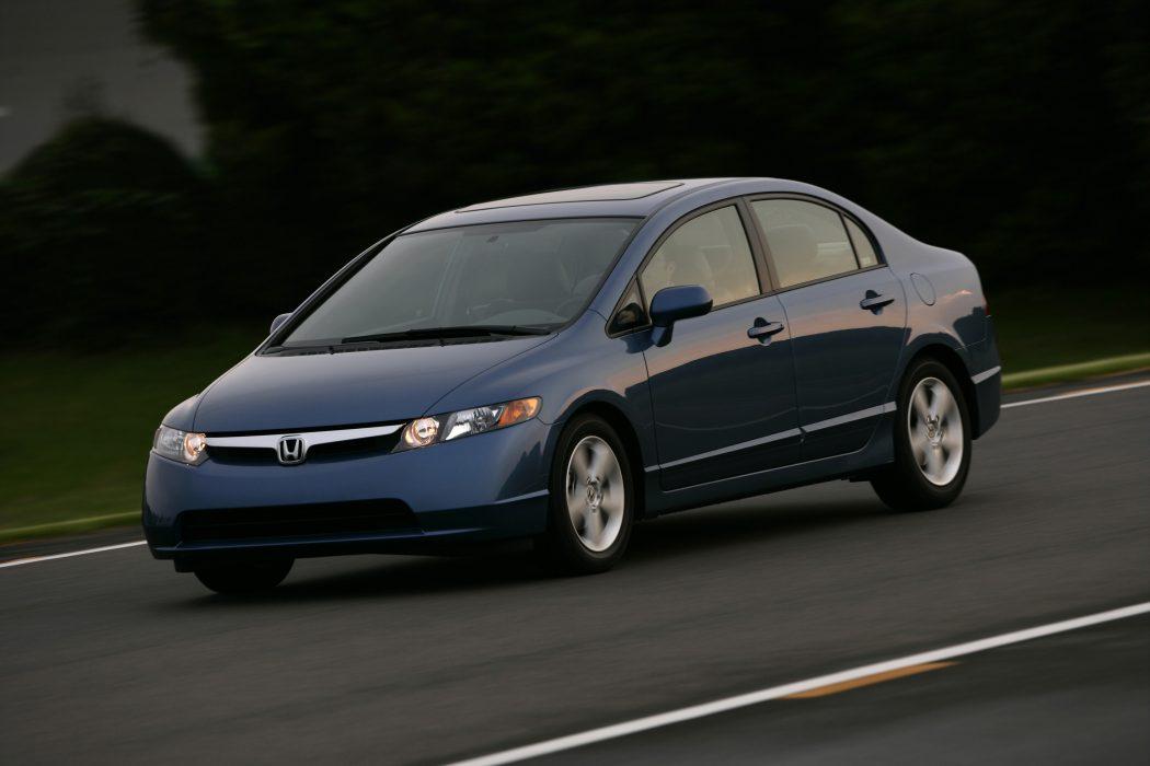 Honda-Civic-Hybrid. Top 30 Eco Friendly Cars