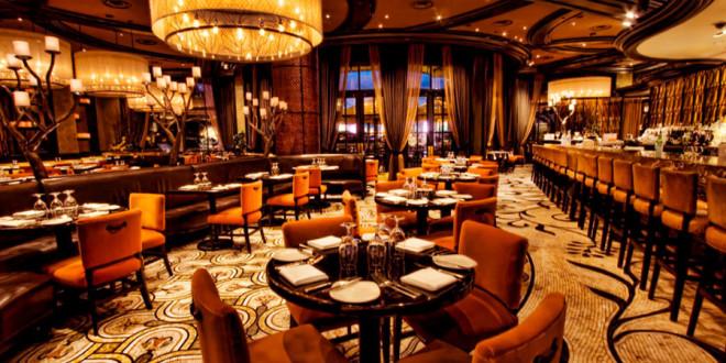 Most inspiring restaurant interior designs in the world