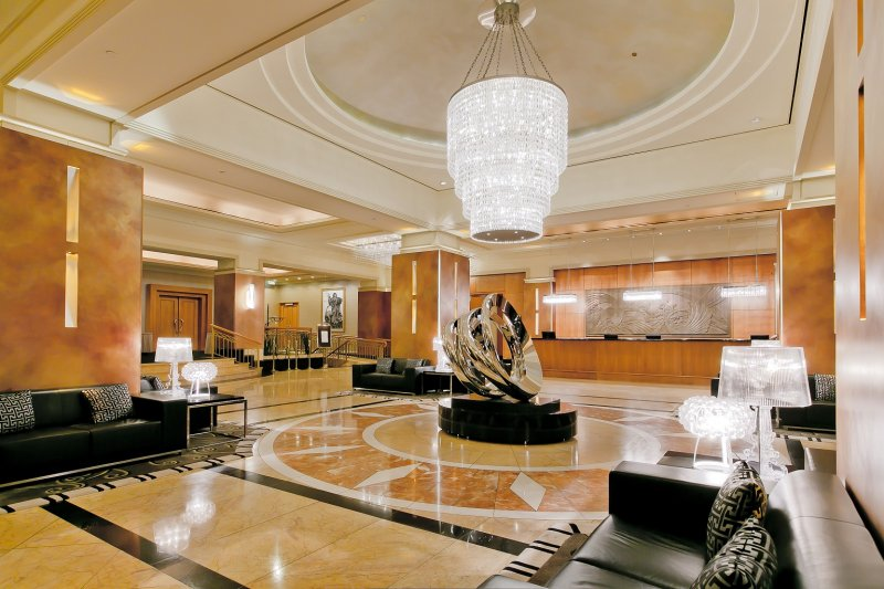 Hotel-Lobby.. Enjoy A Luxurious Life in Duxton Hotel Perth