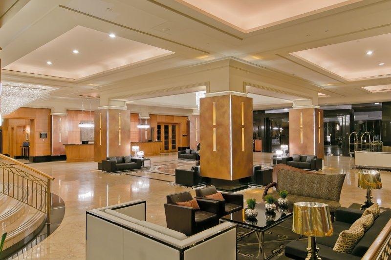 Hotel-Lobby Enjoy A Luxurious Life in Duxton Hotel Perth