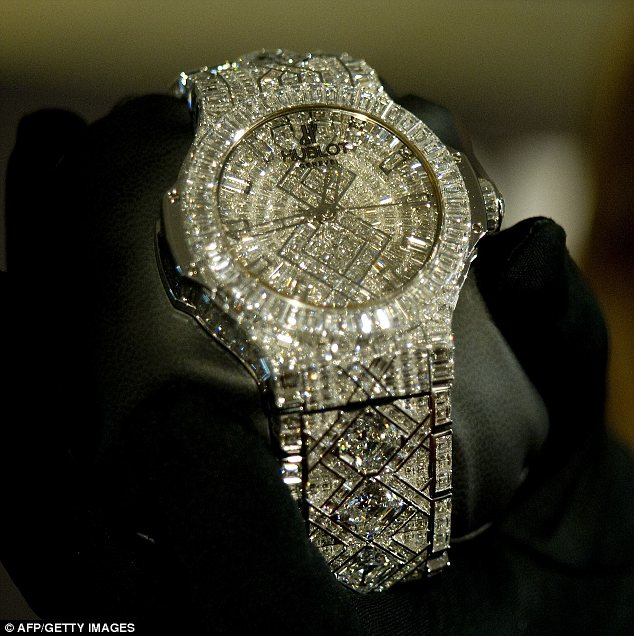 Hublot- 11 Most Expensive Diamond Watches