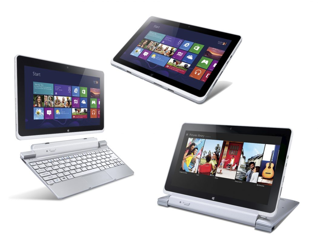 IconiaW510 5 Most Selected Hybrid Laptops