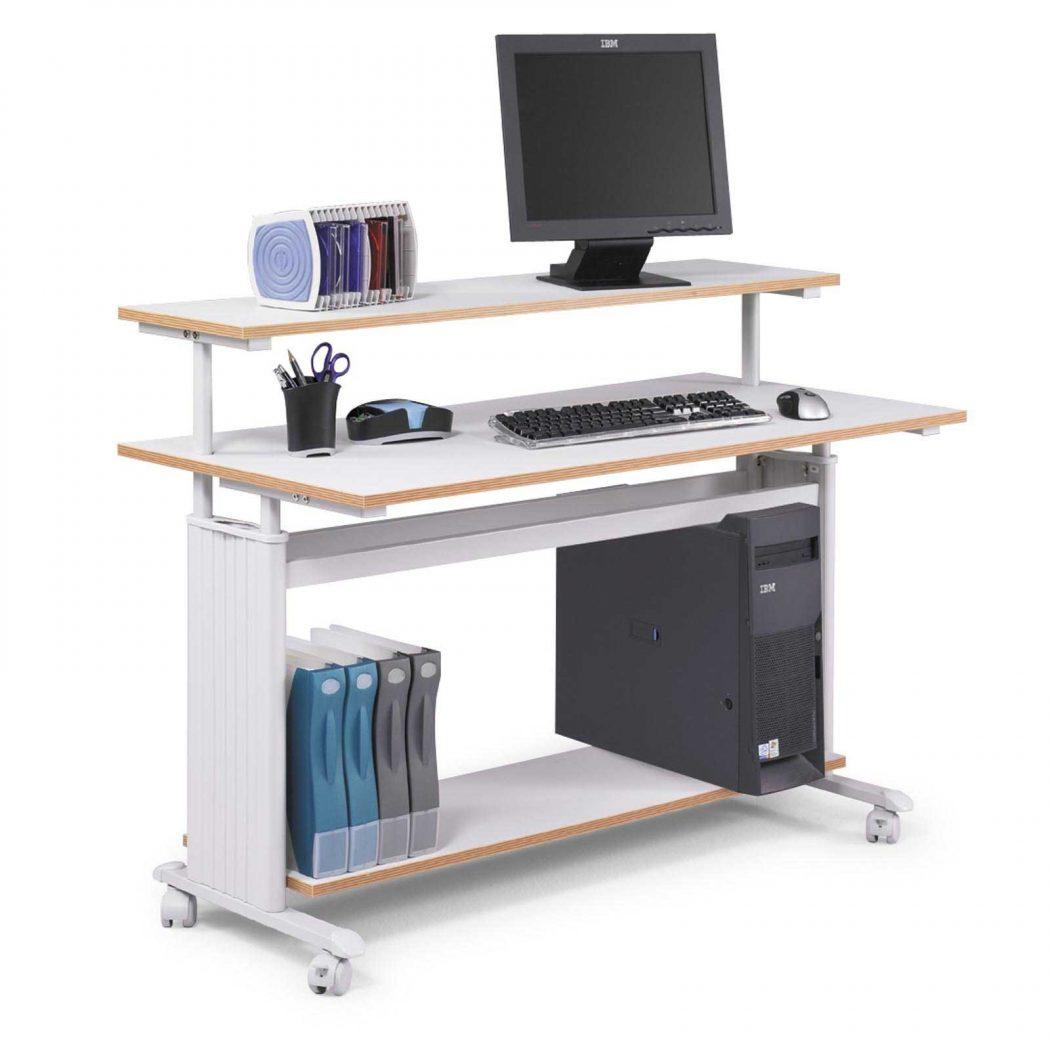 Ikea-computer-desk-design Love Your Work with IKEA Desks