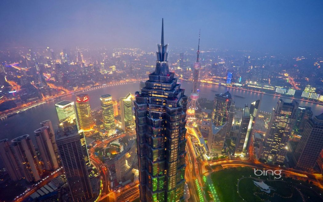 Jin-Mao-Tower-and-Huangpu-River-in-Shanghai-China-@-José-Fuste-Ragaage-fotostock What Are The Best 15 Skyscrapers in the World?