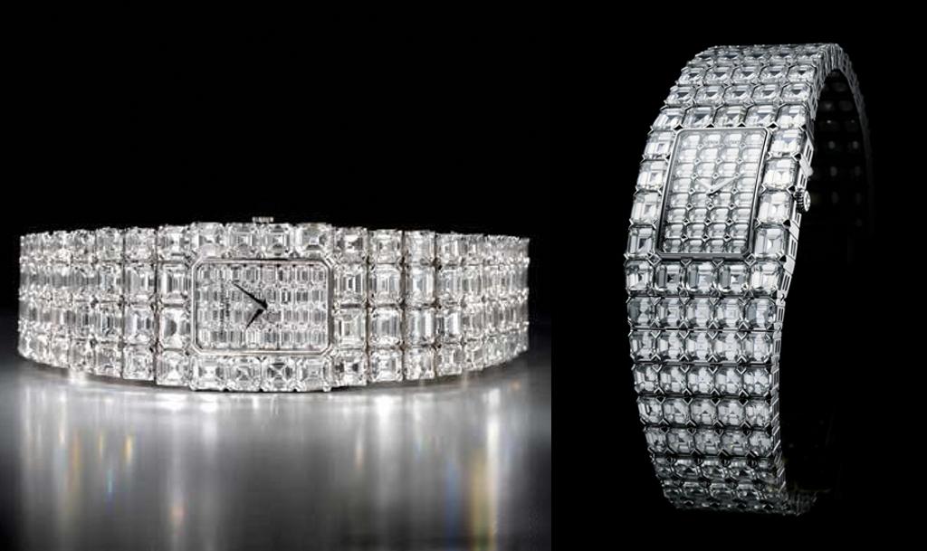Kallista 11 Most Expensive Diamond Watches