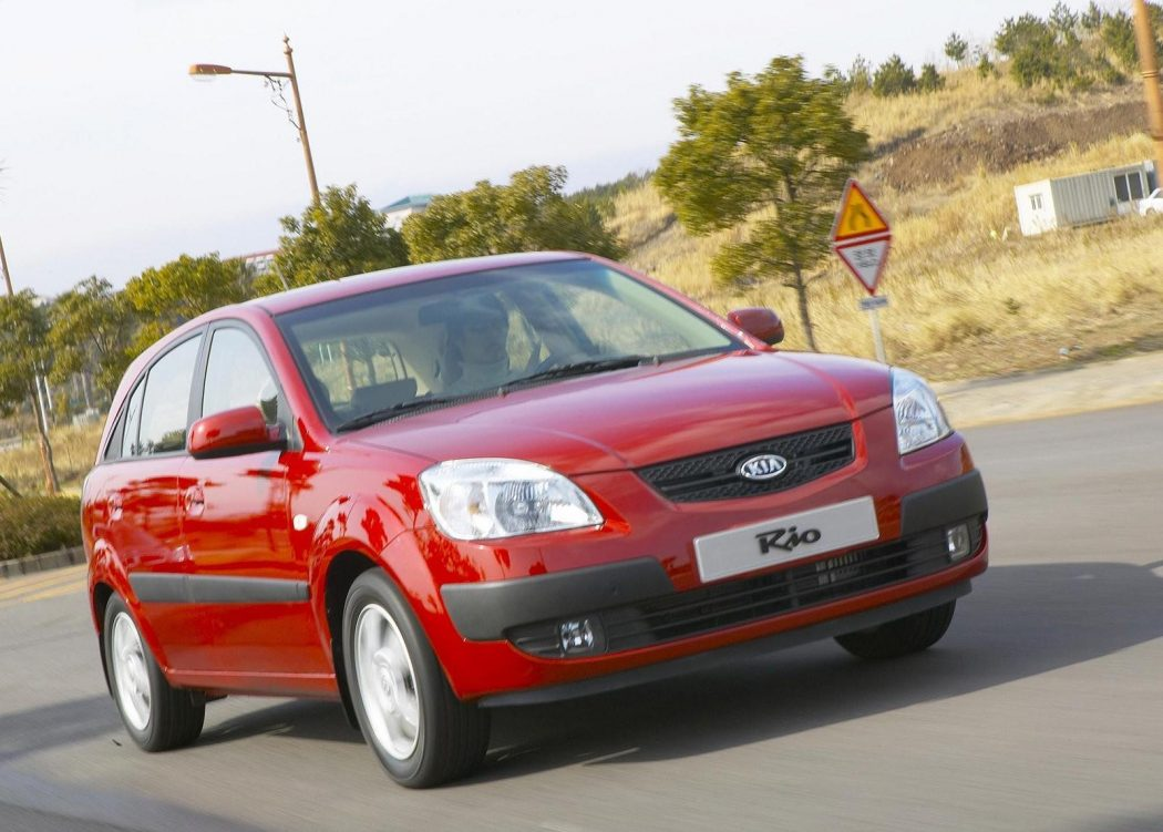 Kia-Rio5. Top 30 Eco Friendly Cars