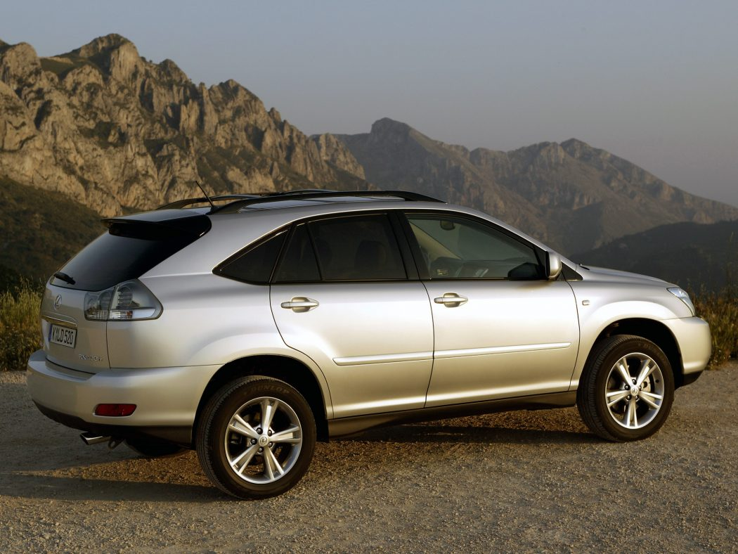 Lexus-RX400h. Top 30 Eco Friendly Cars