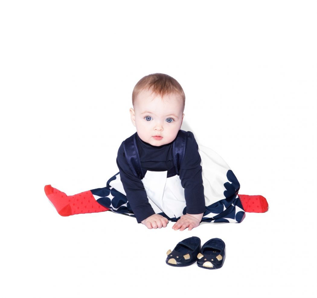 Little Marc Jacobs winter 2013 baby dresses