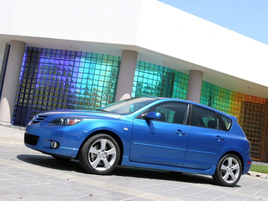 Mazda-Mazda3. Top 30 Eco Friendly Cars