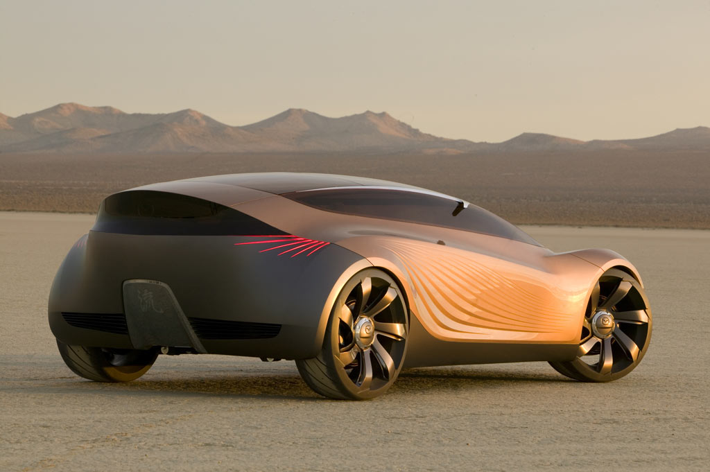 Mazda-Nagare-Concept-5-lg The Most Stylish 25 Futuristic Cars