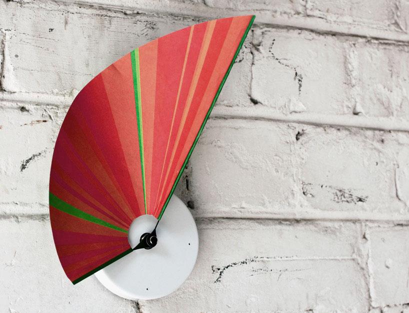 Modern-Colorful-Wall-Clock-Design-Ideas Best 25 Creative Clock Ideas