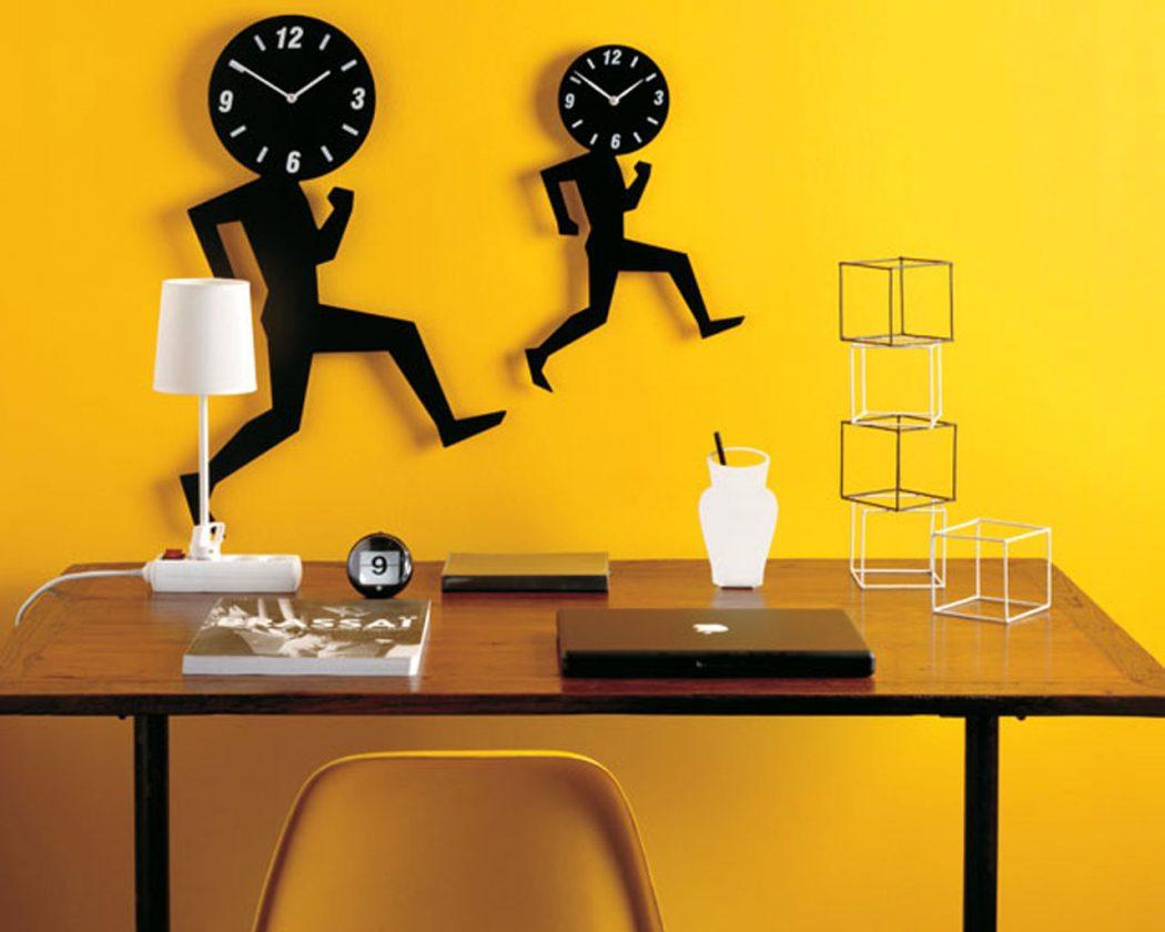 Modern-Wall-Clock-Design-Ideas Best 25 Creative Clock Ideas