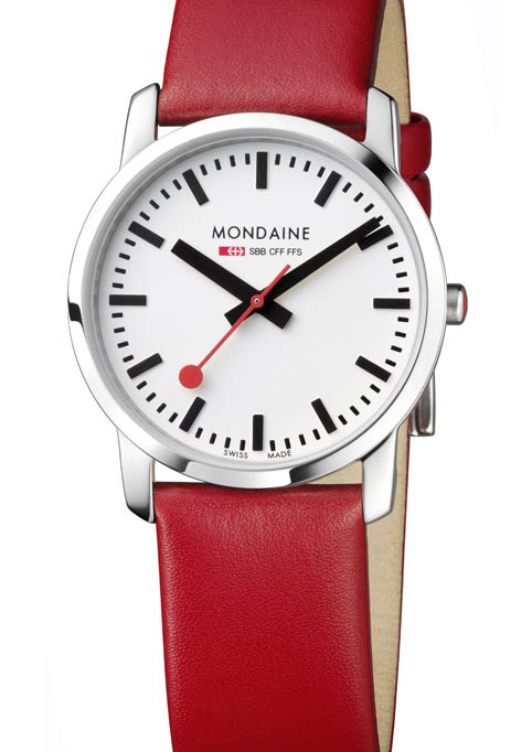 Mondaine. The World's 15 Thinnest Watches